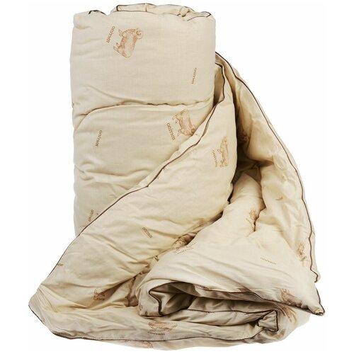 Одеяло Легкие сны Полли, теплое, 140 х 205 см (бежевый)
