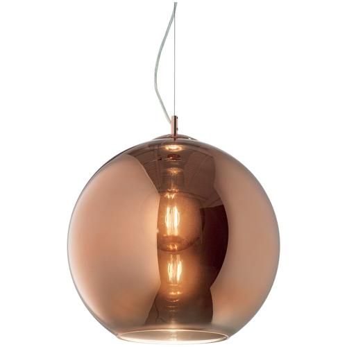 Потолочный светильник IDEAL LUX Nemo Rame SP1 D40, E27, 60 Вт светильник ideal lux emis sp1 d40