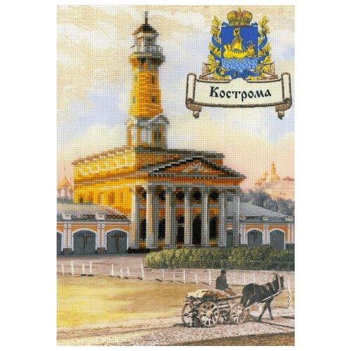 Риолис Набор для вышивания Города России. Кострома 21 x 30 см (0056 РТ)