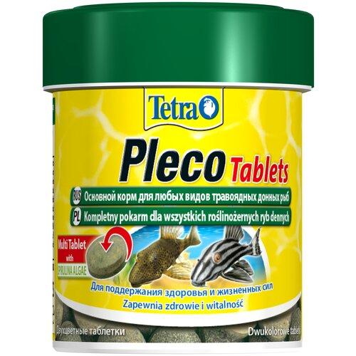 Сухой корм для рыб Tetra Pleco Tablets
