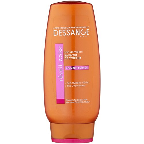 Купить Dessange бальзам Экстра блеск для окрашенных волос, 200 мл