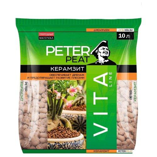 Фото - Керамзит (дренаж) PETER PEAT Vita Line фракция 5-10 мм 10 л. f david peat acción suave