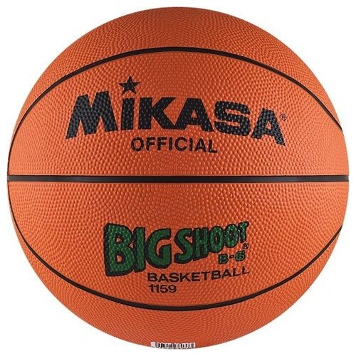 Мяч баскетбольный MIKASA 6р. 1159