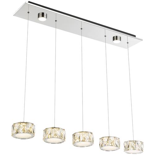 Светильник светодиодный Globo Lighting Amur 49350-52H, LED, 48 Вт фото