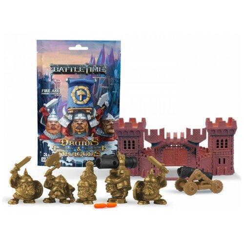 Игровой набор Технолог Крепость гномов Огненный топор 68099