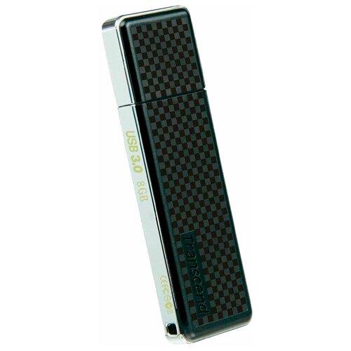 Фото - Флешка Transcend JetFlash 780 8 GB, черный флешка usb transcend jetflash 780 32гб usb3 0 черный и серый [ts32gjf780]