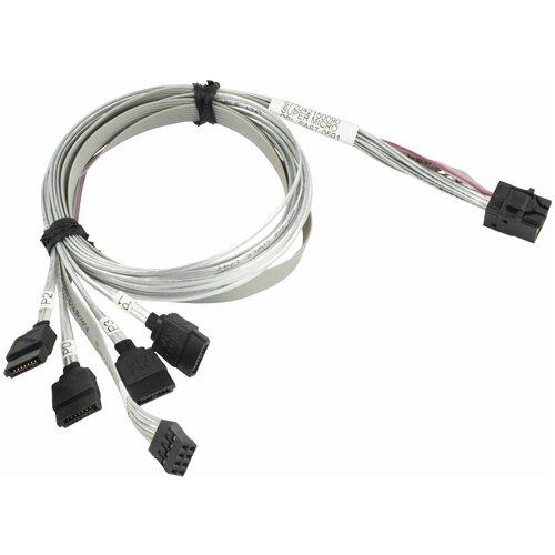 Комплект кабелей Supermicro CBL-SAST-0591