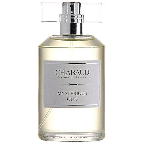 Купить Парфюмерная вода Chabaud Maison de Parfum Mysterious Oud, 100 мл