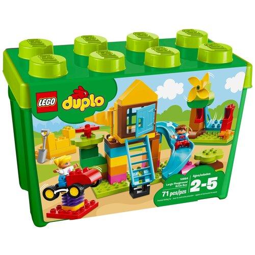Конструктор LEGO DUPLO 10864 Большая игровая площадка