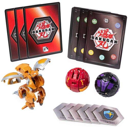 Игровой набор Spin Master Bakugan Starter Pack Aurelus Dragonoid 20109060 недорого
