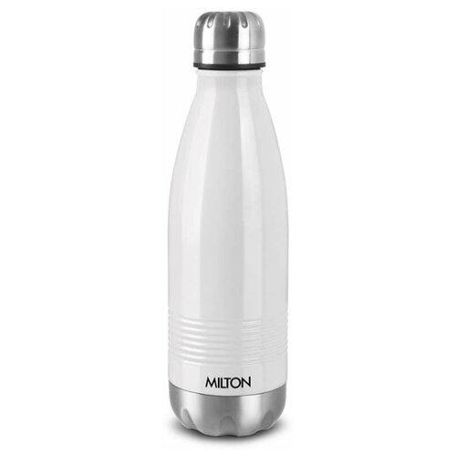 Термобутылка для воды, Milton, DUO DLX 350, 0,35л, MB71403-WT