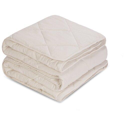 Одеяло Sortex Natura Льняная палитра, всесезонное, 172 х 205 см (белый)