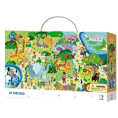 Фото - Пазл Dodo Зоопарк (300259), 80 дет. пазл dodo зоопарк 300259 80 дет