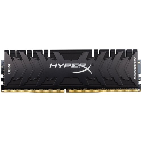 Оперативная память HyperX Predator 16GB DDR4 3000MHz DIMM 288-pin CL15 HX430C15PB3/16