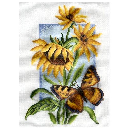 Купить PANNA Набор для вышивания Шоколадница 13 х 19 см (B-0118), Наборы для вышивания