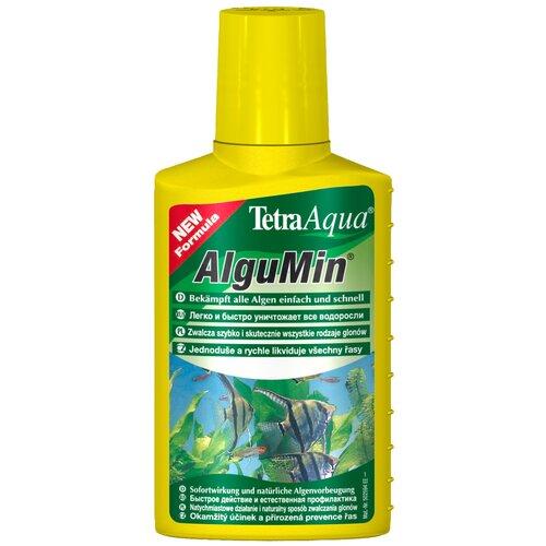 Фото - Tetra AlguMin средство для борьбы с водорослями, 100 мл tetra pond algofin средство для борьбы с водорослями в водоемах 1 л