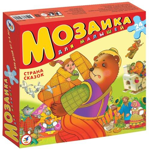 Купить Пазл Дрофа-Медиа Страна сказок (2011), 24 дет., Пазлы