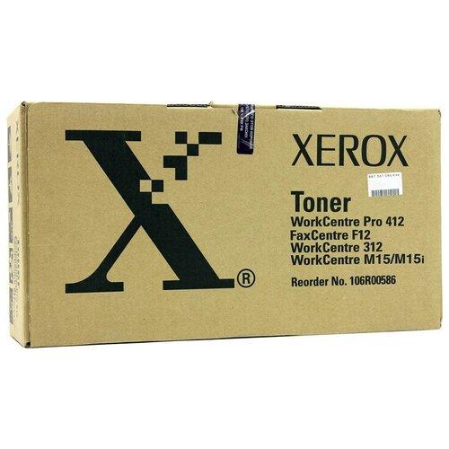 Фото - Картридж Xerox 106R00586 картридж xerox 006r01252