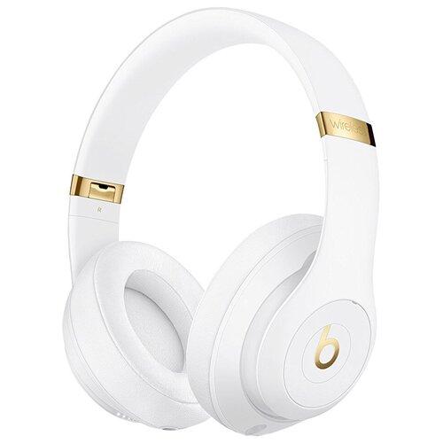 Беспроводные наушники Beats Studio 3 Wireless, white