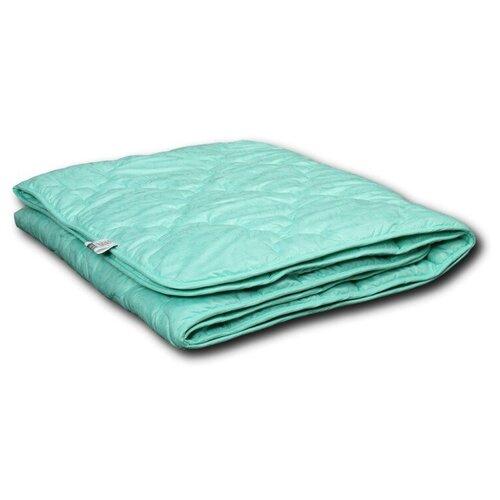 Фото - Одеяло АльВиТек Эвкалипт-Традиция, легкое, 140 х 205 см (голубой) одеяло альвитек эвкалипт традиция легкое 140 х 205 см голубой