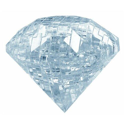 Фото - 3D-пазл Crystal Puzzle Бриллиант (90006), 41 дет. 3d пазл crystal puzzle дельфин 91004 95 дет