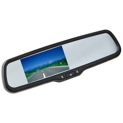 Автомобильный монитор SWAT VDR-VW-06 черный
