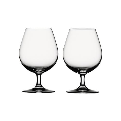 Spiegelau Набор бокалов для коньяка Festival Brandy 4028018 2 шт. 315 мл прозрачный