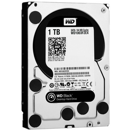 Жесткий диск Western Digital WD1003FZEX жесткий диск western digital wd102purz