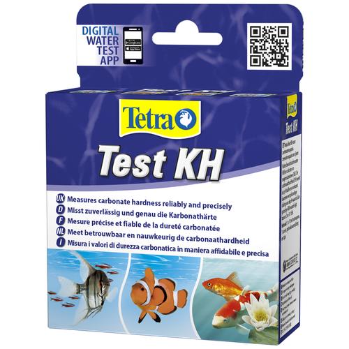 Фото - Tetra Test KH тесты для аквариумной воды, 10 мл кондиционер для аквариумной воды aquacons антихлор 50 мл