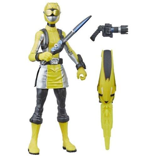 Купить Фигурка Hasbro Power Rangers Желтый Рейнджер E5943, Игровые наборы и фигурки