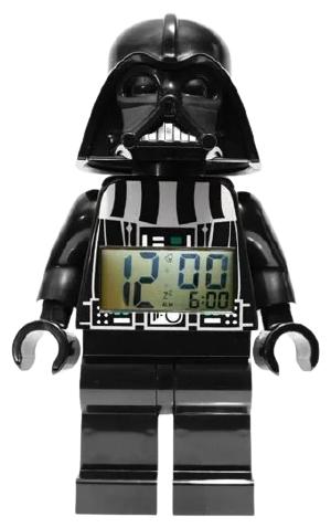Часы настольные LEGO Star Wars Darth Vader