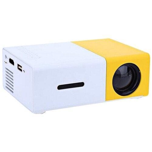 Фото - Карманный проектор Unic YG-300A желтый карманный проектор cinemood кинокубик ivi