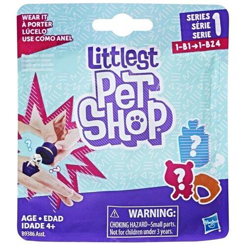 Игровой набор Littlest Pet Shop Littlest Pet Shop B9386