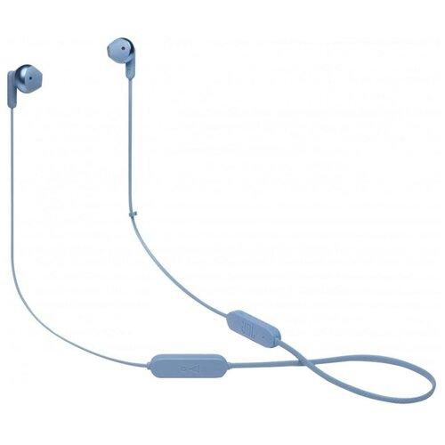 Беспроводные наушники JBL Tune 215BT, blue беспроводные наушники jbl tune 215bt black
