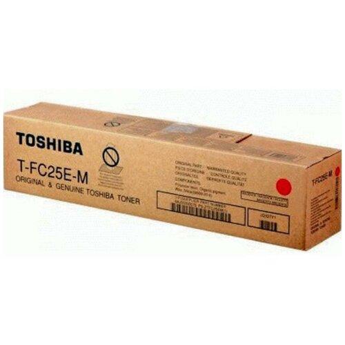 Фото - Картридж Toshiba T-FC25EM (6AJ00000201) тонер картридж katun для toshiba t 2840e e studio 203 233 283 eu vers туба 675 гр