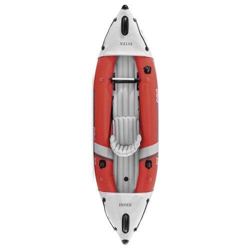Байдарка Intex Excursion Pro K1 305 см, красный