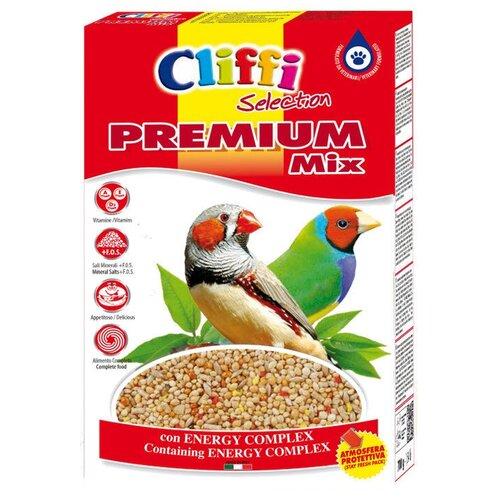 Cliffi корм Selection Premium Mix Esotici для экзотических птиц 800 г