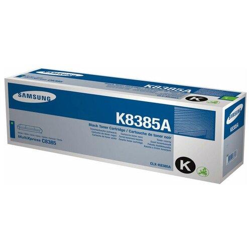 Фото - Картридж Samsung CLX-K8385A картридж hp clx k8385a для samsung clx 8385n clx 8385nd 20000 черный