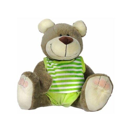 Мягкая игрушка Мишка в костюме 45 см