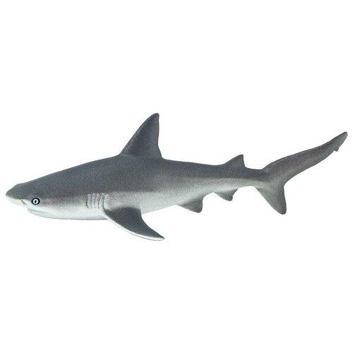 Фигурка Safari Ltd Серая рифовая акула 100099