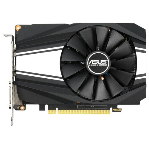 Видеокарта ASUS Phoenix GeForce GTX 1660 SUPER OC 6GB (PH-GTX1660S-O6G), Retail