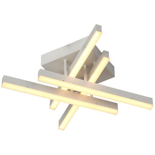 Люстра светодиодная ST Luce Samento SL933.502.04, LED, 22 Вт люстра светодиодная st luce piazza sl945 403 03 led 137 вт
