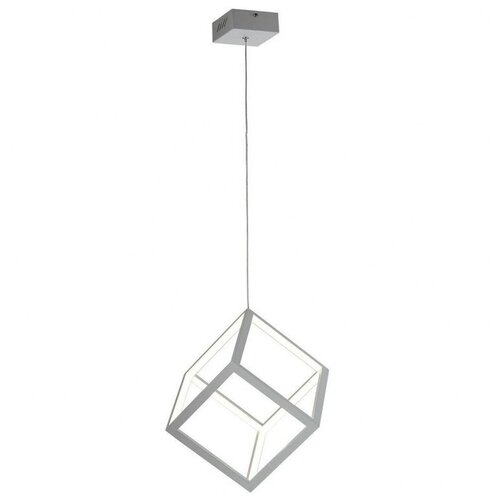 Светильник светодиодный Citilux Куб CL719200, LED, 30 Вт подвес citilux cl719301 куб черный led 40wх4000k