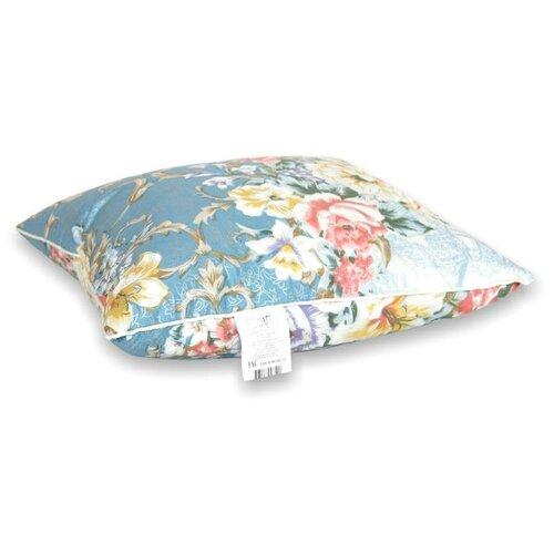 Подушка АльВиТек Лебяжий пух Комфорт (ПЛ-070) 68 х 68 см разноцветный подушка альвитек лён плн 070 68