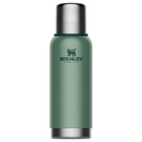 Классический термос STANLEY Adventure Vacuum Bottle, 0.73 л зеленый