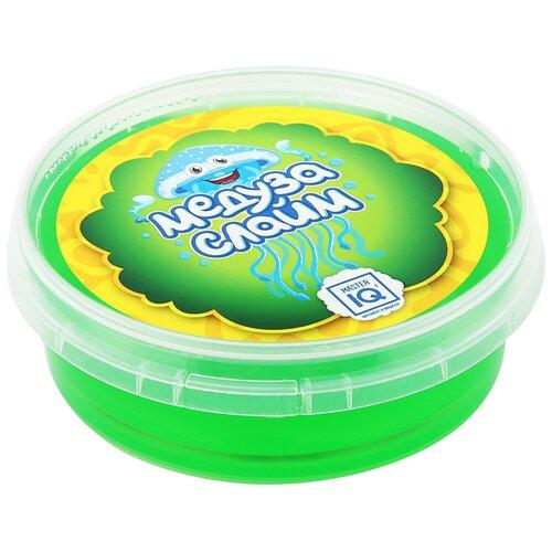 Лизун Master IQ² Медуза зеленый