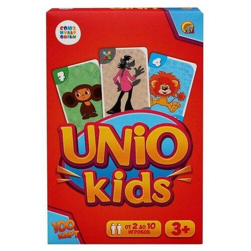Фото - Настольная игра Рыжий кот Униокидс (UNIO kids) ИН-5042 bright kids развивающая игра угадайки рыжий кот ин 7617 рк