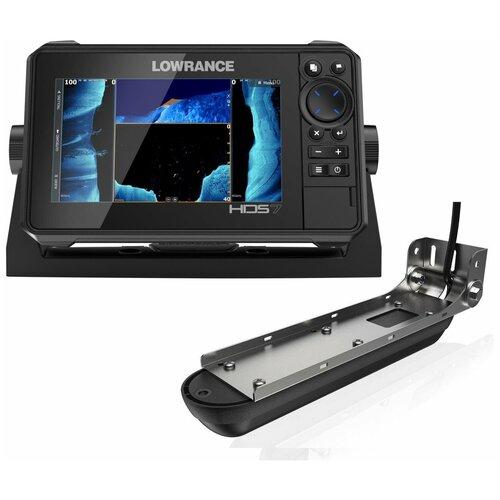 Эхолот Lowrance HDS-7 LIVE с датчиком Active Imaging 3-in-1
