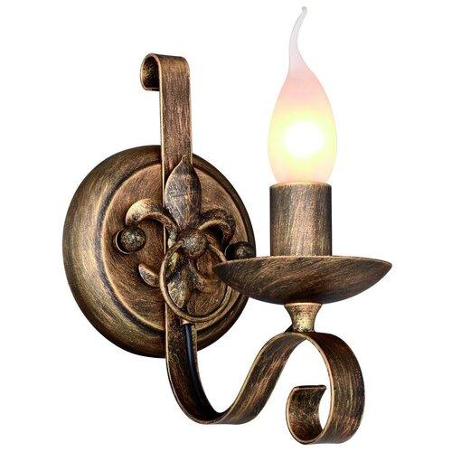 Настенный светильник F-Promo Boulogne 2159-1W, 40 Вт настенный светильник f promo selestine 2574 1w 40 вт