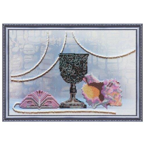 Купить Набор для вышивания бисером АБРИС АРТ AB-104 Одиссея 35х23, 5 см, ABRIS ART, Наборы для вышивания
